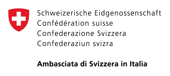 With the Patronage of the Swiss Embassy in Italy